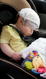 How Can I Donate My Car Seat